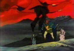 Dracula Attacks Tomo DSD