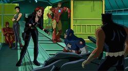 Cap Endangers Avengers UA2