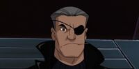 Nick Fury (X-Men: Evolution)