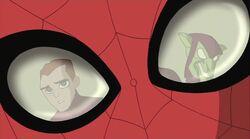 Spider-Man Sees Harry Goblin SSM