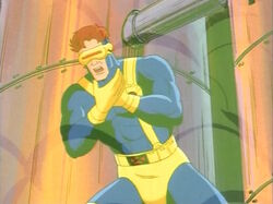 Cyclops Chokes on Gas
