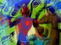 Symbiote Bio-Mass Attacks Spider-Man Sonics.jpg