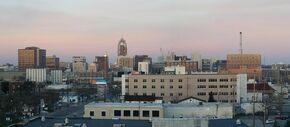 Lansing-skyline