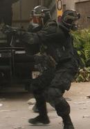 Crossbone Mercenary -1