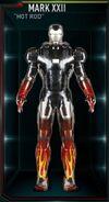 IM Armor Mark XXII