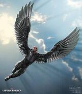 Josh Nizzi Falcon Concept Art XIV