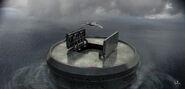 Civil War Raft CA 1