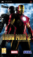 IronMan2 PSP Aust cover