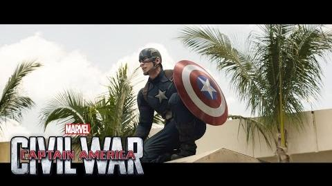 Just Like We Practiced - Marvel's Captain America Civil War