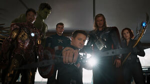 The Avengers Assembled