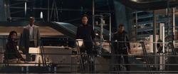 Avengers meeting Ultron