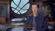Benedict Cumberbatch - Phase 3 Exclusive Look
