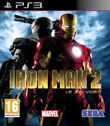 IronMan2 PS3 FR cover