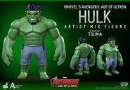 Hulk artist mix 2