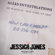 Jessica Jones S2 Key Art