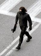 Winter Soldier Walking again