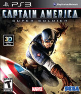 CaptainAmerica PS3 US cover