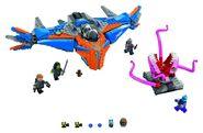 GOTG2 Lego TheMilanovsTheAbilisk2