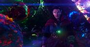 Strange Dark Dimension EW