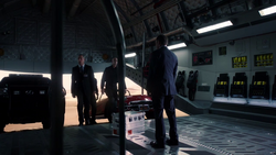 FZZT 104 Blake agent Coulson