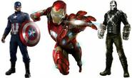 Civil War Characters