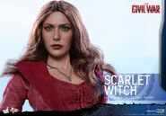 Scarlet Witch Civil War Hot Toys 14