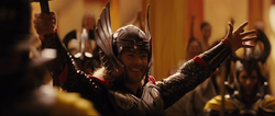 Thor's Helmet (Thor - 2011)