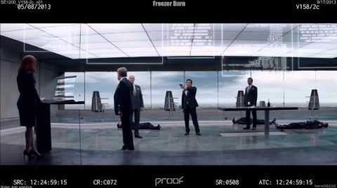 "Marvel's ""Captain America The Winter Soldier"" - Deleted Scene 3"