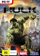 Hulk PC AU cover