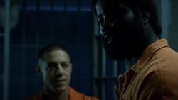 Luke and Shades prison