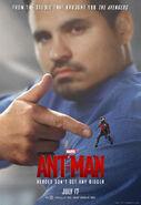 Ant-Man Luis poster