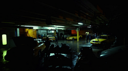Veles Taxi Garage