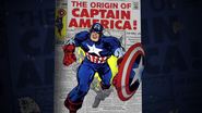 The Origin of Captain America (75 Years)