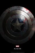 Captain America- The Winter Soldier teaser