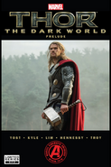 Thor The Dark World Prelude cover2
