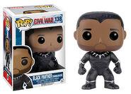 CW Funko Black Panther unmasked