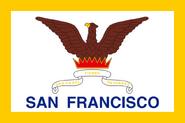 Flag of San Francisco