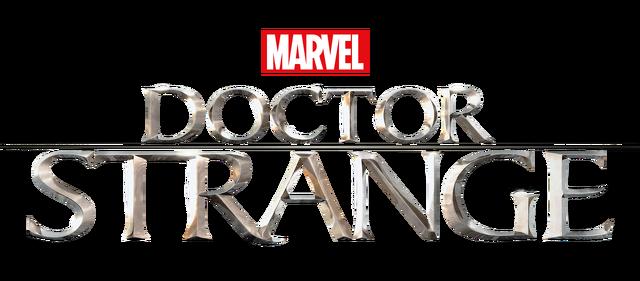 File:Doctor Strange Logo.png