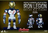 Iron Legion artist mix 2