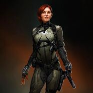 Black Widow Concept