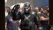 Crossbones (Behind the Scenes - The Making of CACW)