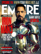 Iron Man 3 Empire