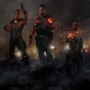 IM3 Concept Art Extremis Soldiers