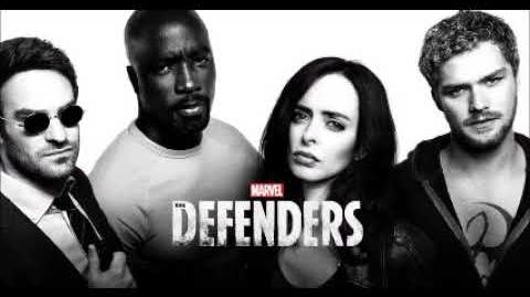 Lou U - Know What I Know (Audio) MARVEL'S THE DEFENDERS - 1X01 - SOUNDTRACK