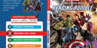 Marvel Cinematic Universe: Reading Rumble