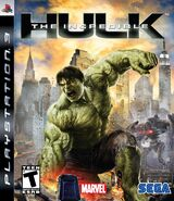 Hulk PS3 US Box