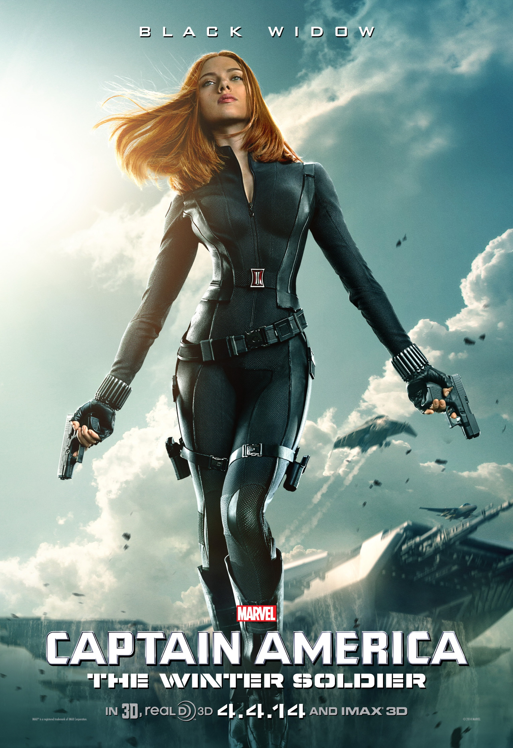 Image - Black Widow poster.jpg | Marvel Cinematic Universe Wiki ...