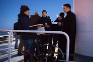 Cap Russos set photo