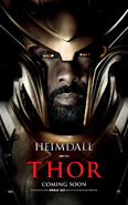 Heimdall Poster