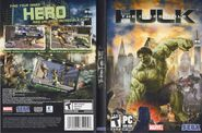 Hulk PC US Cover
